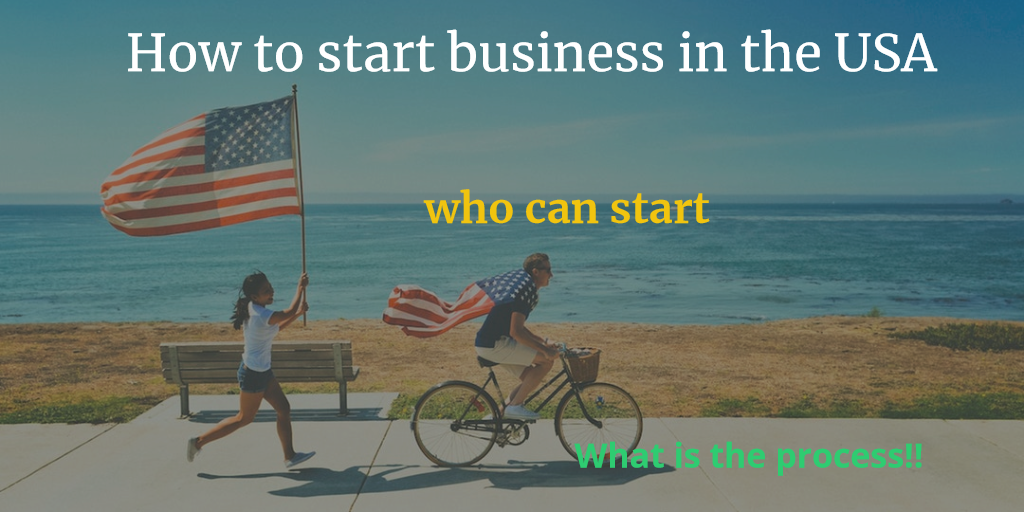 How to start business in the USA