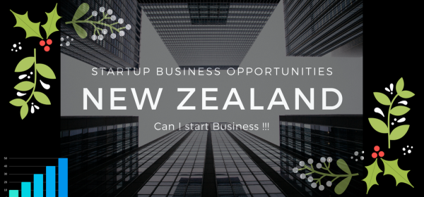 Is starting a new business is very easy in New Zealand