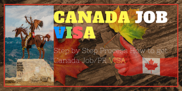 Getting Visa in Canada