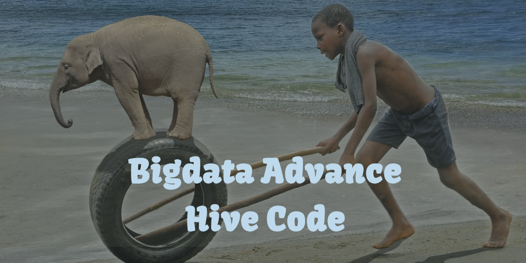 Step by Step Coding Advanced Hive and real time errors