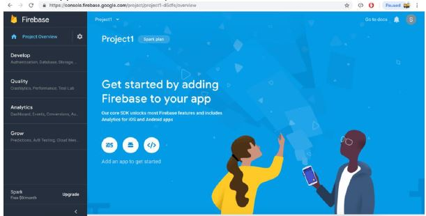 Why to shift to google Firebase along with end to end installation